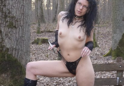 Videos - Sexy Lady vor der Kamera