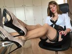 Amateur Modelle - Black Beauty auf girl-on-air.de